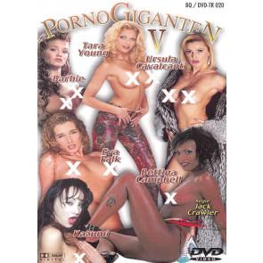 Pornogiganten #5 - Goldlight - DVD sexfilm