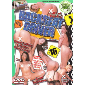 Backseat Driver #16 - Metro - DVD videofilm