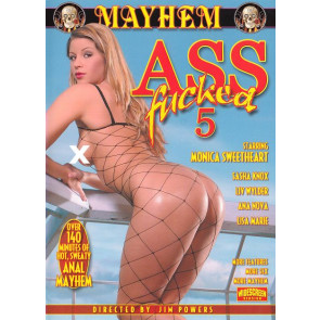 Ass Fucked #5 - Mayhem - DVD pornofilm