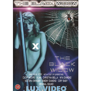 The Black Widow - Vivid - DVD pornofilm