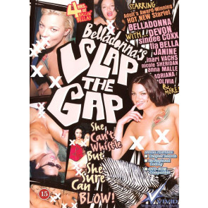 Belladonna´s Slap The Gap - Vivid - DVD videofilm