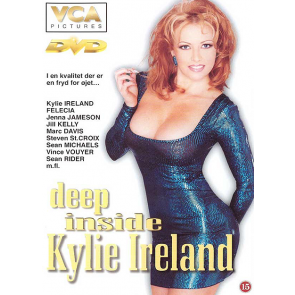 Deep Inside Kylie Ireland