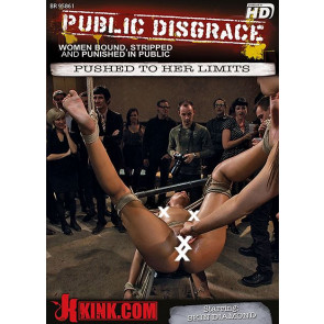 Pushed to her limits - Kink.com Public Disgrace - DVD Sexfilm