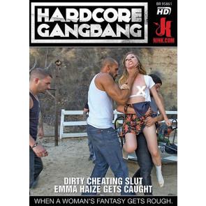 Dirty Cheating Slut Emma Haize Gets Caught - Kink.com - DVD sexfilm