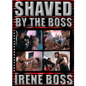 Shaved By The Boss