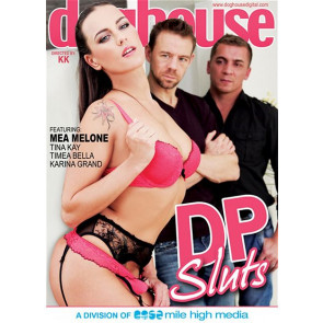DP Sluts - Doghouse - DVD pornofilm