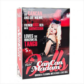 CanCan Madam Sexdoll - Shots Toys - Sexdukke