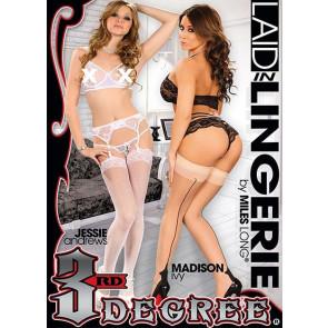 Laid In Lingerie - 3rd Degree - DVD film