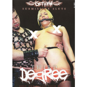 Third Degree - Gotham - DVD sexfilm