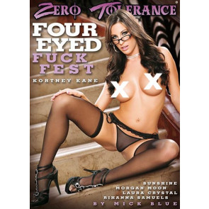 Four Eyed Fuck Fest - Zero Tolerance - DVD videofilm