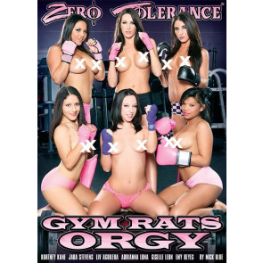 Gym Rats Orgy - Zero Tolerance