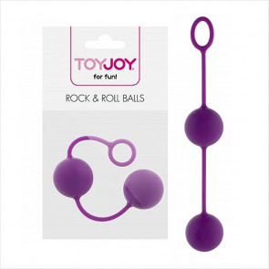 Rock & Roll Loveballs - Toy Joy - Sexkugler