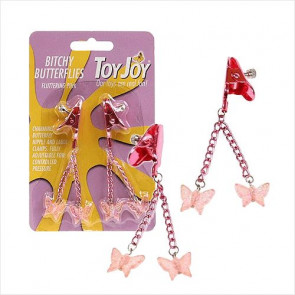 Bitchy Butterfly Nipple Clamps