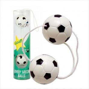 Lovely Soccer Loveballs