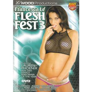 Flesh Fest #3 - Night Trips - DVD videofilm