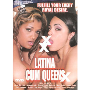 Latina Cum Queens - Night Trips - DVD sexfilm