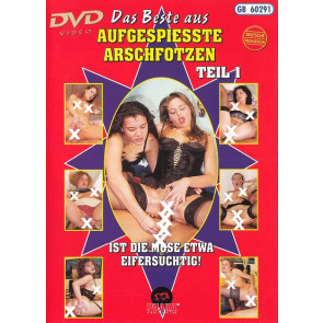 Das Beste Aus Aufgespiesste Arschfotzen - Puaka - DVD film