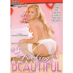 Fucking Beautiful #3 - Digital Sin - DVD videofilm