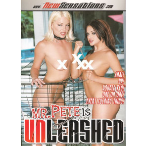 Mr. Pete Is Unleashed - DVD sexfilm