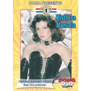 Mistress Manuela - Doma - DVD pornofilm