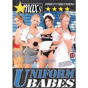 Uniform Babes - Maxs - DVD videofilm