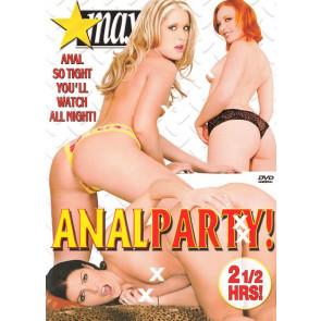Anal Party - Maxs - DVD pornofilm