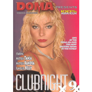 Club Night #9 - Doma - DVD videofilm