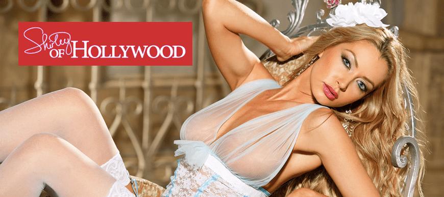 Lingeri og undertøj fra Shirley of Hollywood