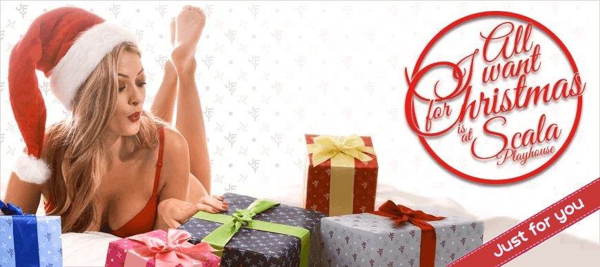Ønsker alle en Glædelig Jul
